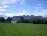 Killarney Lakes, Ireland scenery print